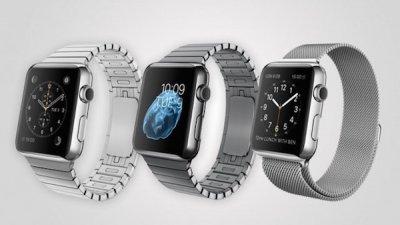 A kínai új év után érkezik az Apple watch.
