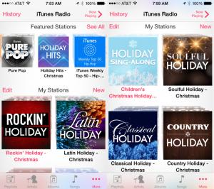 iTunes Station 300x266 iTunes rádió csatornák.
