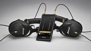 Marshall smartphone Android 300x169 Marshall mobiltelefon előrendelés.
