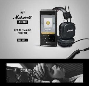 Marshall 300x290 Ajándék Marshall fejhallgató a Marshall telóhoz.